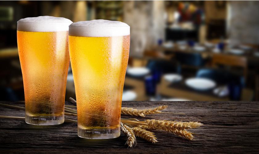 麦芽100%、天然水仕込み。手法・技法を凝らした個性派地ビール