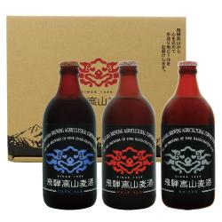 飛騨高山麦酒クラフトビール お試しセット