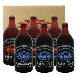 飛騨高山麦酒クラフトビール エール飲み比べセット